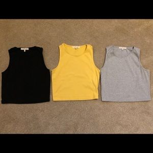 3 Urban Outfitters Truly Madly Deeply S Crop Tops